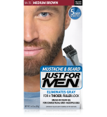 JUST FOR MEN - ZA BRKE IN BRADO barva: srednje rjava M35