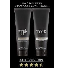 Toppik šampon in balzam za večji volumen las 2 x 177 ml